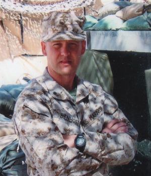 David Benhoff, LtCol. USMC (ret.)