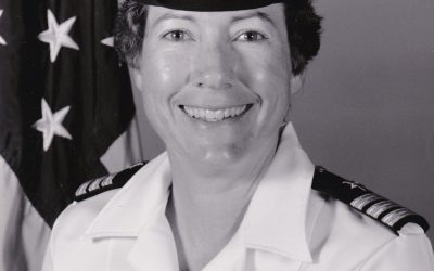 Heroes among us: Caryl Buck paved the way for women in the U.S. Navy