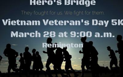 Vietnam Veteran's Day 5K