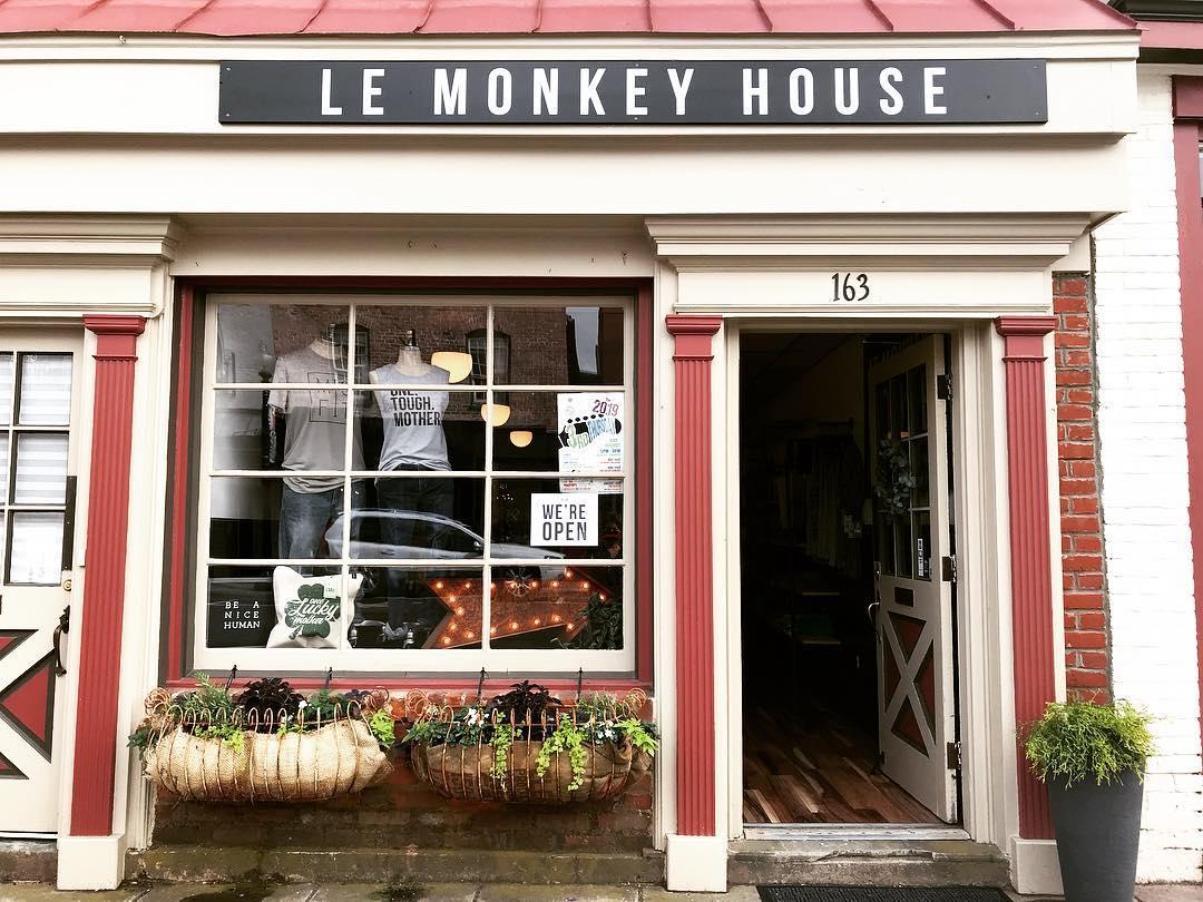 Le Monkey House