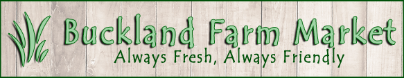 Buckland Farm Market