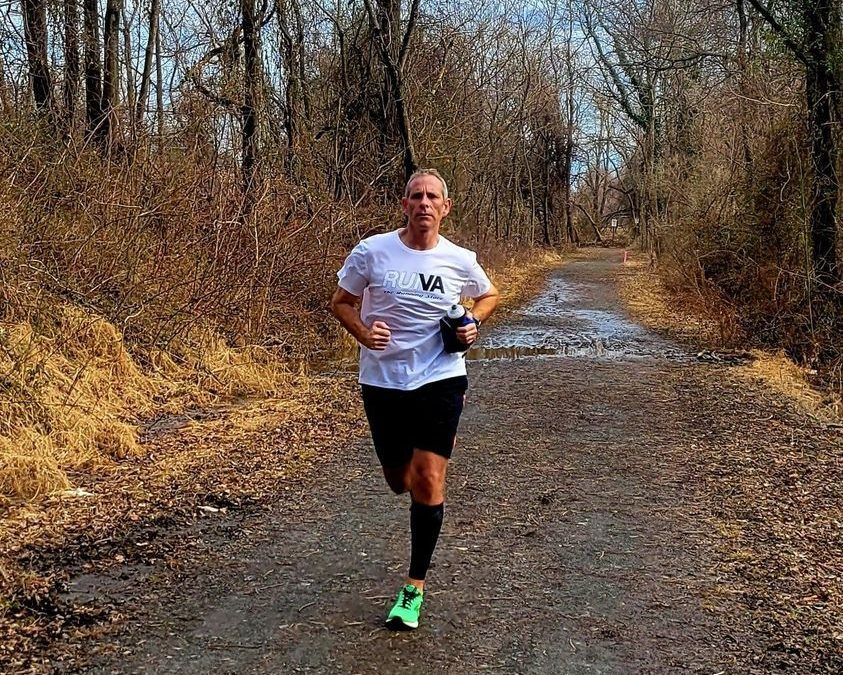 Veteran runs 48 miles in 48 hours to raise funds for Hero's Bridge Veterans Village