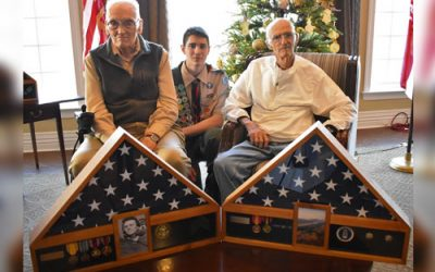 Hero's Bridge Connects Elderly Veterans With Care: For Molly Brooks, making sure older veterans are looked after is personal